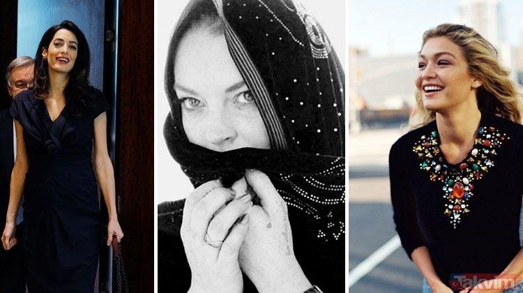 İşte Hollywood'un Müslüman ünlüleri