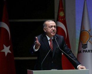 Başkan Erdoğan: Kimse Türkiyeye demokrasi dersi veremez