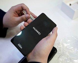 Ve Huawei için beklenen oldu...