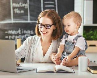 Çalışan yeni anneye 2020'de en az 7 bin 470 TL