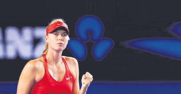 Maria'ya Türk dopingi
