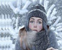 Soğuk havadaki tehlike: Yüz felci