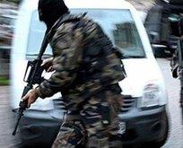 İzmir'de PKK ile irtibatlı 8 kişi yakalandı