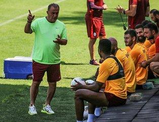 Son dakika: Galatasaray'ın kamp kadrosu belli oldu