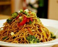 Sebzeli Noodles Tarifi