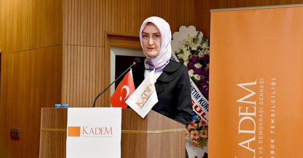 Kadına şiddet konusunda KADEM'den açıklama!