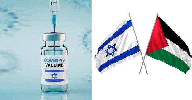 İsrail yanlış aşı gönderdi! Filistin anlaşmayı feshetti