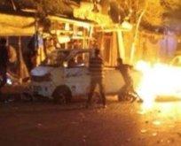 Suriye'nin İdlib kentinde bombalı saldırı