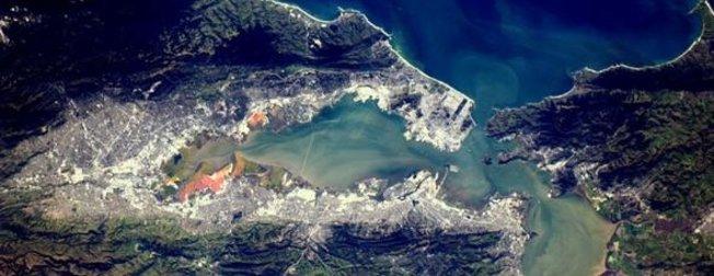 Dünya, uzaydan böyle görüntülendi! İşte o muhteşem manzaralar...