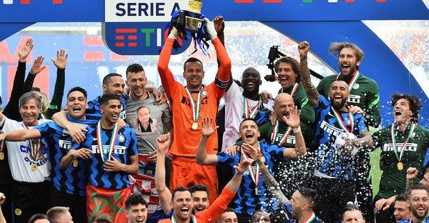 Şampiyon Inter galibiyetle kapattı