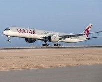 Katar yeniden Arabistan hava sahasını kullanmaya başladı