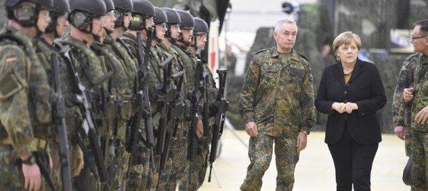 Alman ordusunun felaket senaryoları