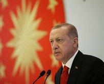 """""""Türkiye'yi tehdit etmek kimsenin haddine değildir"""""""