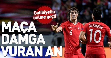 İsveç - Türkiye maçına damga vuran an