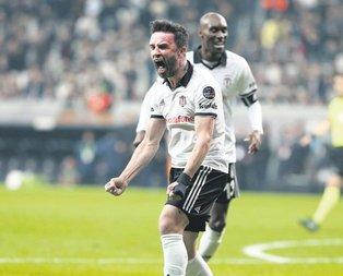 Beşiktaş savunmasından şaşırtan istatistik