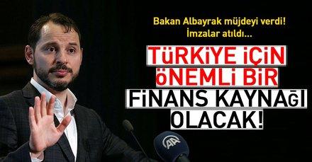 Enerji Bakanı Berat Albayrak: Enerjide bütün hedeflerimizi hayata geçireceğiz