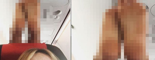 Uçakta 'iğrenç' olay! Sosyal medya yıkıldı, görenler şaştı kaldı...