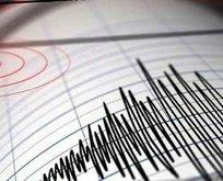 Kuşadası'nda bir deprem daha