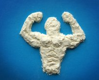 Spor yapan kişilerin kas gelişimine yardımcı olan gıdalar hangileri?