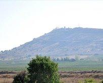 Golan Tepeleri hakkında flaş gelişme!