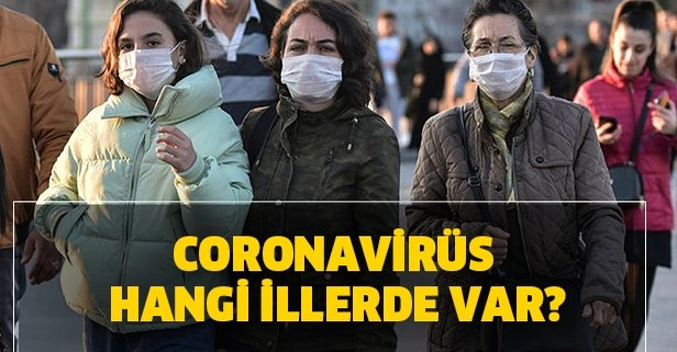Sayi 5 E Cikti Turkiye De Corona Virusu Kovid 19 Hangi Illerde
