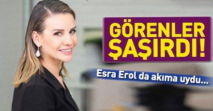 Esra Erol da akıma uydu! İşte '10 Year Challenge' akımına katılan ünlü isimler