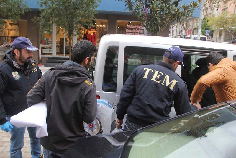 HDP takviminde PKK'lı teröristler!