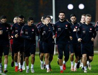 Türkiye A Milli Futbol Takımının aday kadrosu açıklandı