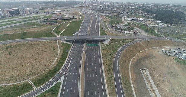 İstanbul'u rahatlatan yol! Şehir trafiğine giremeyecekler