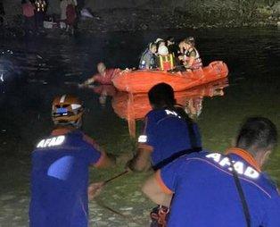 Diyarbakır son dakika haberi: Dicle Nehri kıyısında mahsur kalan 21 kişi kurtarıldı