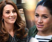 Meghan Markle ile Kate Middleton hakkında bir gerçek daha ortaya çıktı!