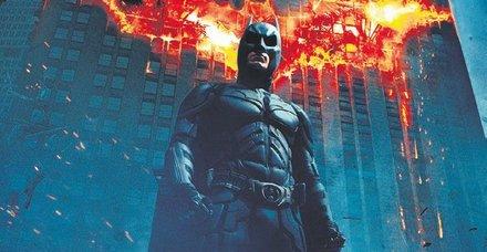 İşte Batman