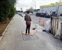 İstanbulda duygulandıran görüntü