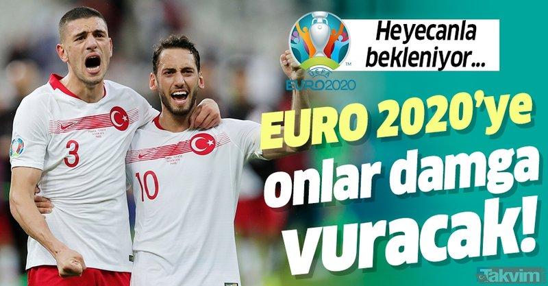 Euro 2020 Avrupa Şampiyonasında ülkelerin giyeceği formalar belli oldu