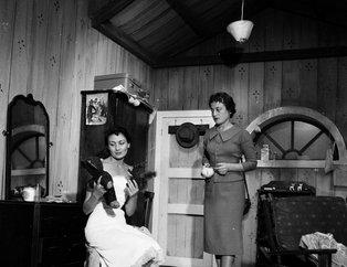 Yıldız Kenter'in Devlet Tiyatrosu yılları fotoğraf karelerinde