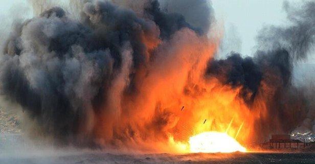 Suudi Arabistan hava üssü ile havalimanına saldırı