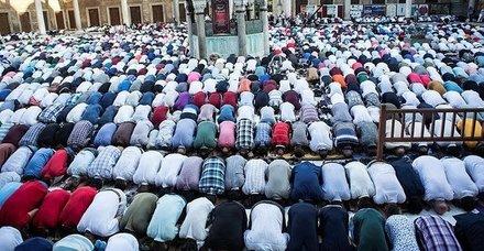 Bolu bayram namazı saat kaçta? İşte 2019 Diyanet Bolu Ramazan Bayramı namaz vakti…