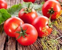 İlk adım domates