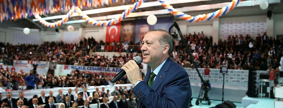 Yalovada Erdoğan çoşkusu