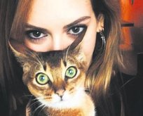 Kedi kız Sinem