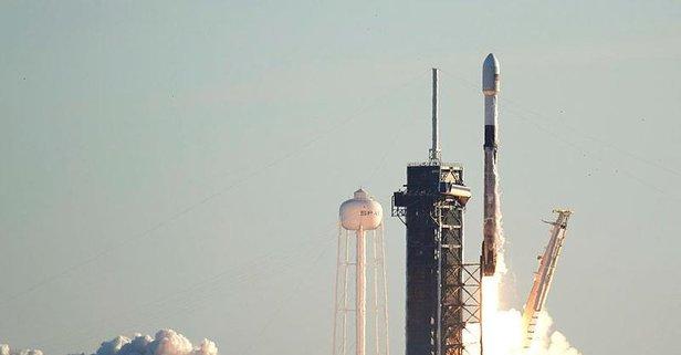 Tek sefer 143 uydu fırlattı!