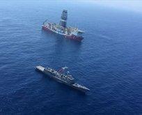 Üçüncü sondaj gemisi Kanuni Türkiye'de