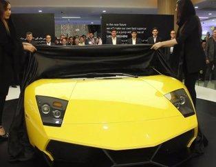 İranın yeni yerli otomobili dünyada olay oldu!