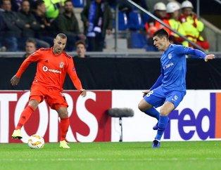 Kartal sonunu getiremedi | Genk: 1 - Beşiktaş: 1 Maç sonucu