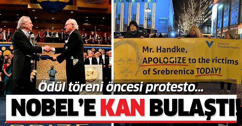 2019 Nobel ödüllerine soykırım bulaştı! Miloseviç hayranı Handke, Nobel Edebiyat Ödülü'nü aldı