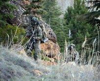 Terör örgütü PKK'ya Pençe darbesi