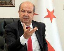 KKTC Cumhurbaşkanı'ndan Kıbrıs uyarısı