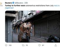 İngiliz Reuters yine algı peşinde!