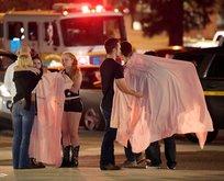 ABD Californiada silahlı saldırı! 12 kişi öldü