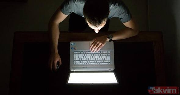 Google bile erişemiyor... Sakın bu siteye girmeyin! Dark Web tehlikesine aman dikkat!